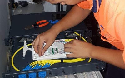 Is your fibre optic installer certified to test and install your cable?