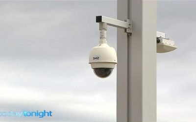 Perth CCTV Camera Upgrade
