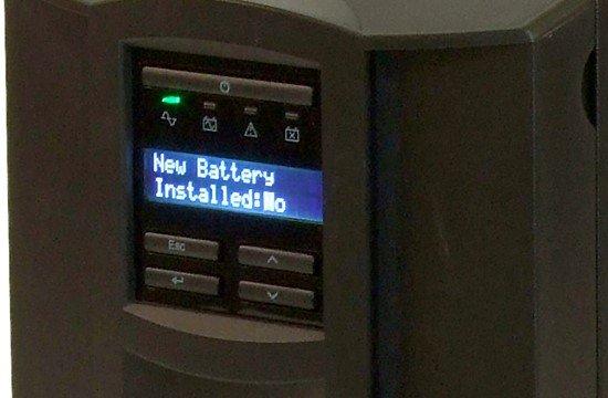 Citiplace Server Room Installation