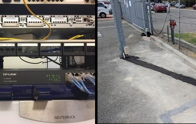 City of Perth Depot CCTV Infrastructure