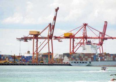 Design & Consultancy At Fremantle Port