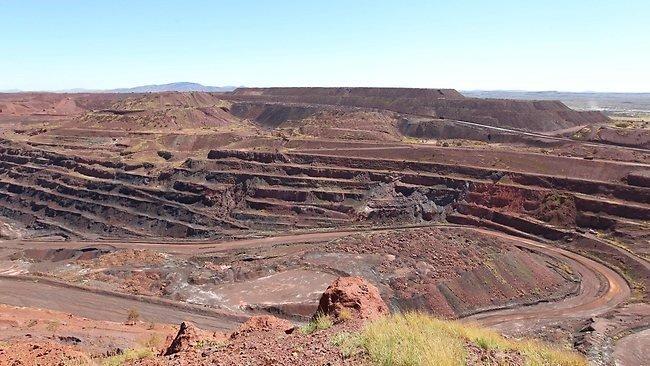 Mine Site Works