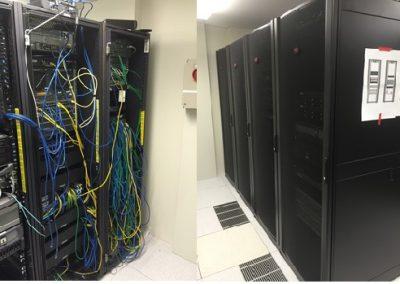 Server Room Change Out