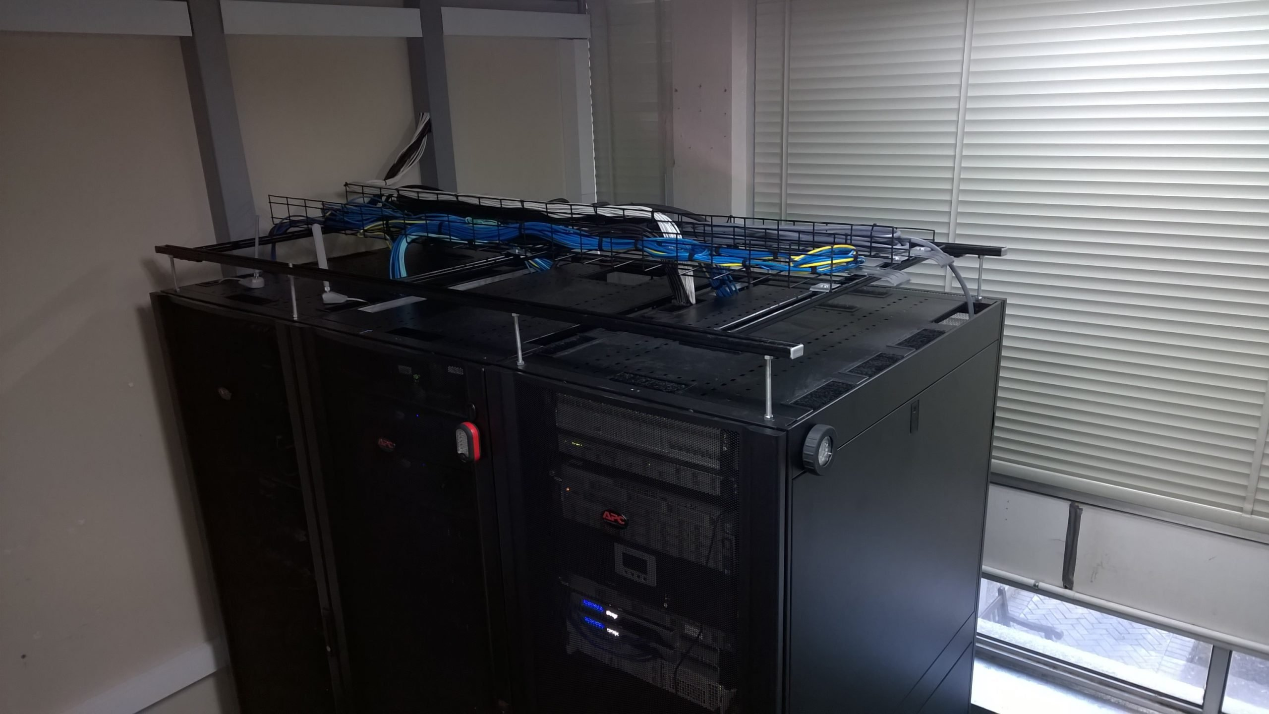 Upgrading Existing Communications Room Infrastructures