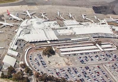 Fibre Optic Repairs at Perth Airport