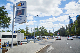 City of Perth Terrace Road Carpark Network and CCTV Upgrade