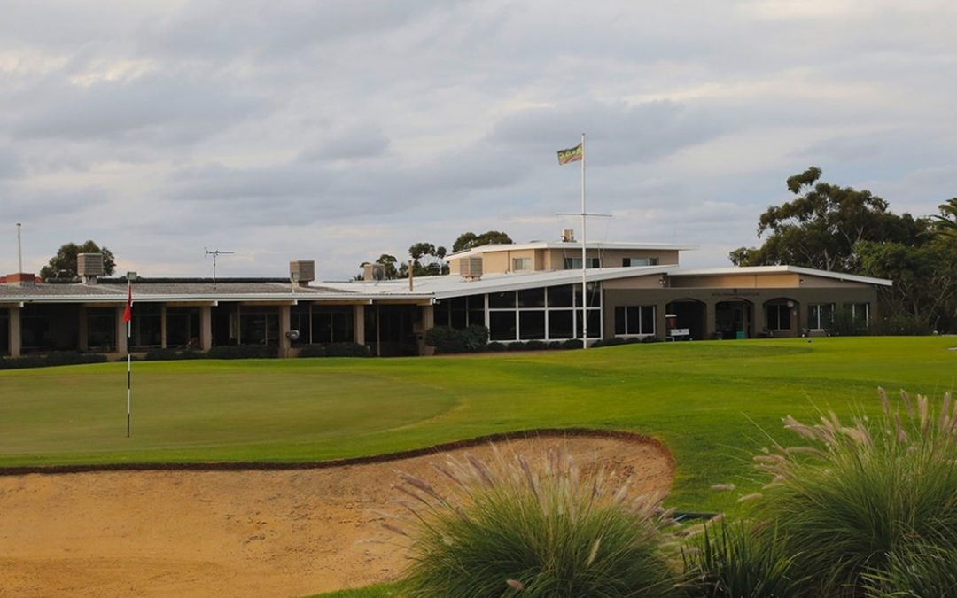 Wireless Access Points for Royal Fremantle Golf Club