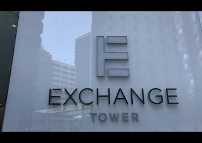 Exchange Tower Fitout & ICT Network