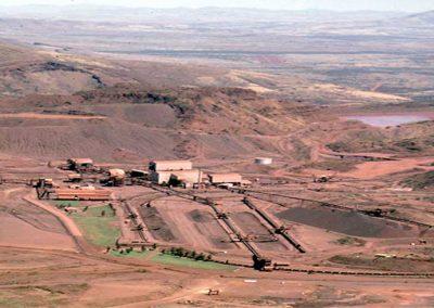 Rio Tinto Nammuldi Project