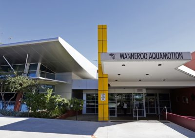 City of Wanneroo Aquamotion UPS